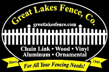 Great Lakes Fence Cleveland Logo Ohio