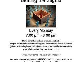 Beating The Stigma
