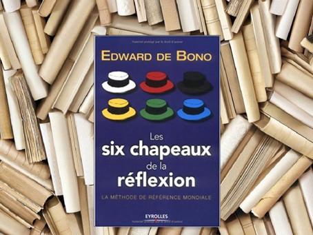 Les six chapeaux de la réflexion, Edward de Bono
