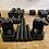 Thumbnail: Black Adjustable clip ons
