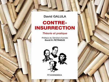 CONTRE-INSURRECTION, théorie et pratique, David GALULA