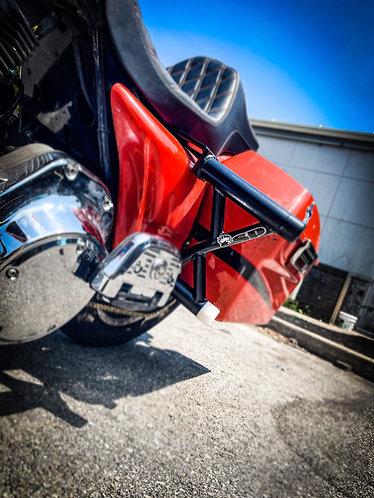 99-13 Road\street glide saddle bag crash bars