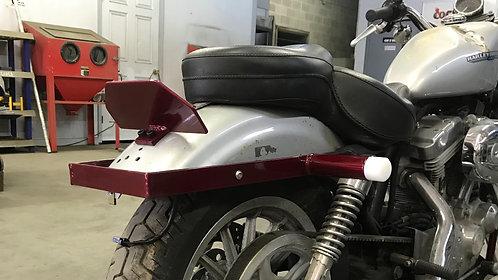 Harley Davidson Step Plate