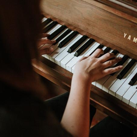 ピアノが熱い!?