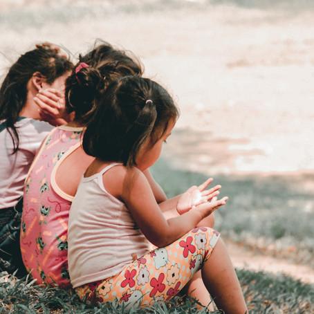 幼児期の子供の発達