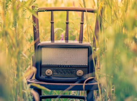 ラジオ配信はじめました