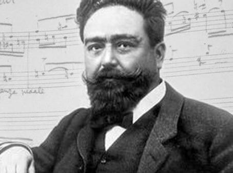 長い名前の作曲家