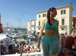 Z rejsu na La Maddalena