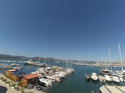 port turystyczny w Alghero