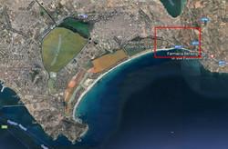 Całość widok z satelity