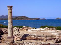 strefa archeologiczna w Nora
