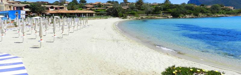 golfo aranci baia caddinas spiaggia