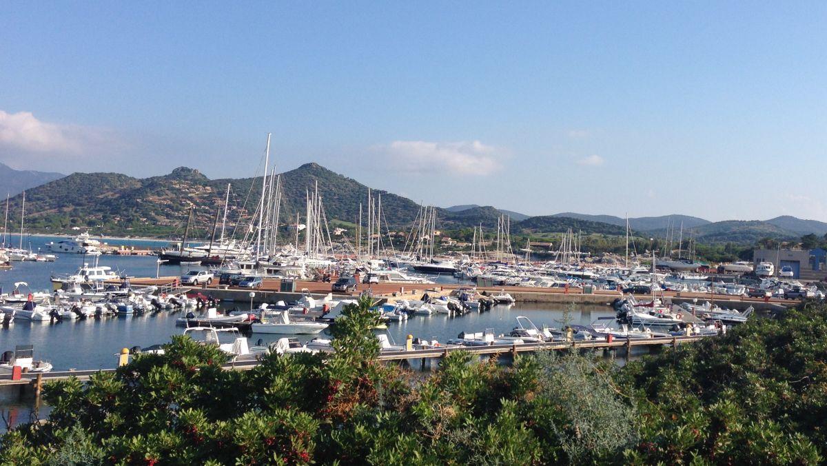 port w Villasimius