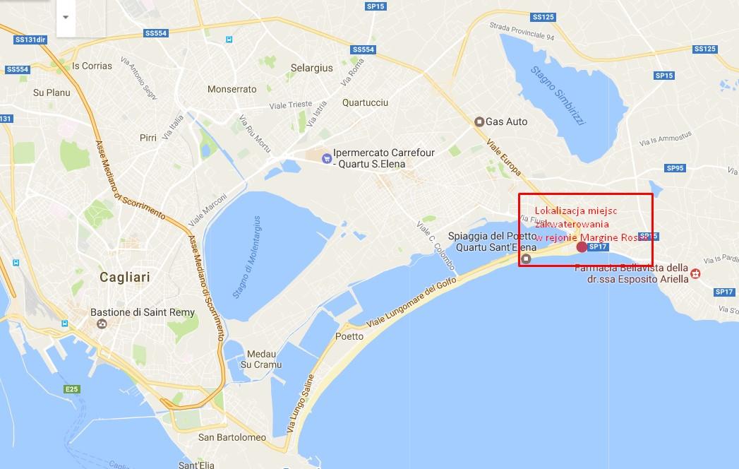 Całość Z Cagliari