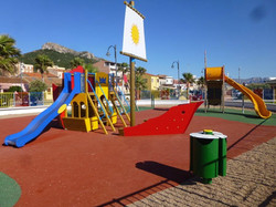 plac zabaw w Golfo 1