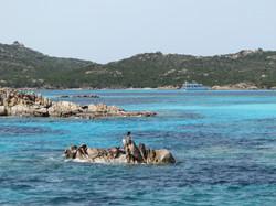 wody archipelagu La Maddalana
