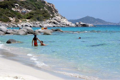 Villasimius Spiaggia Simius