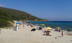 plaża w Torre Delle Stelle