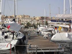 port w Cagliari