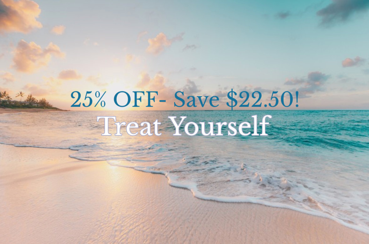 25% OFF Distance Reiki and Aura Clearing