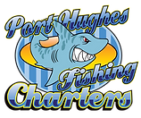 Port Hughes Fishing Charter Logo