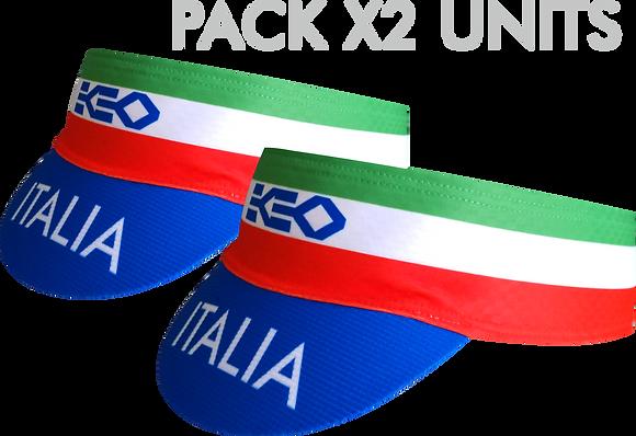PACK 2 UND VISERAS EKEKO LAGOS ITALIA