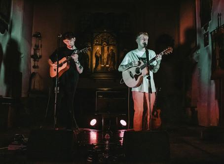 LOUDER LIVE: Cory Wells and Luke Rainsford