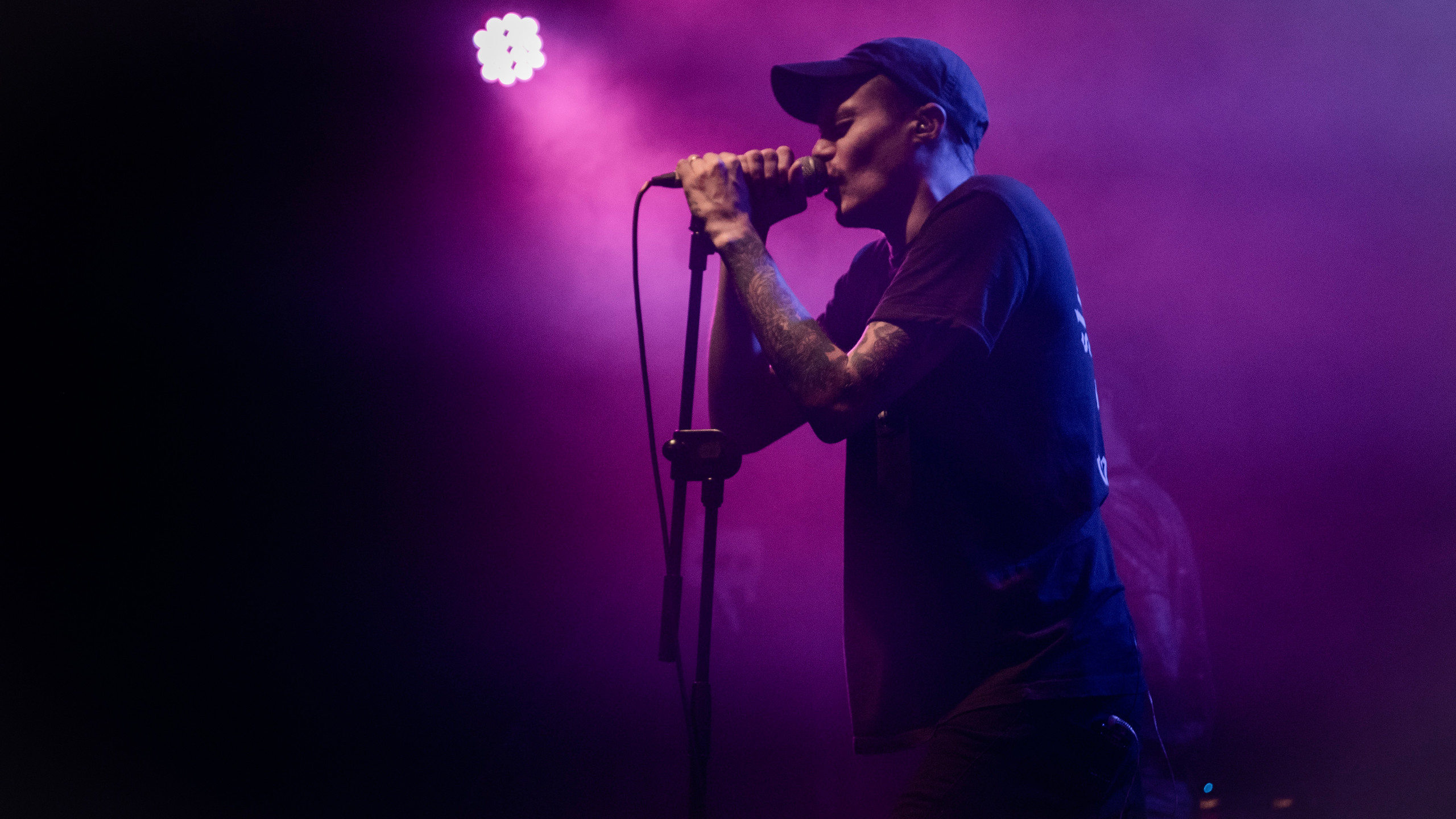 Photo taken by Charlotte Claber at Electric Ballroom on 04.10.2018