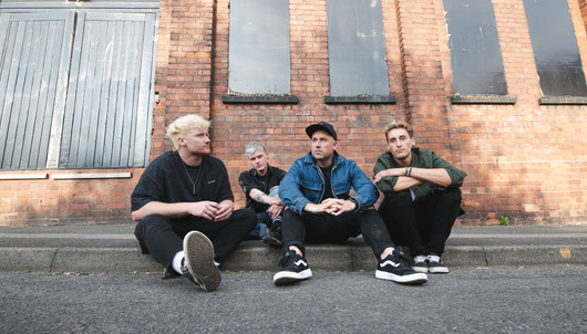 LOUDER WITH: THE BOTTOM LINE at Slam Dunk