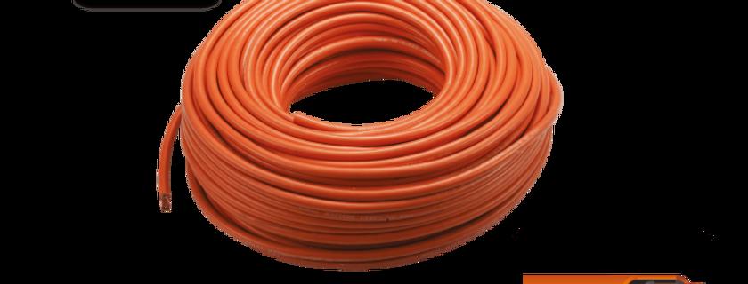 PVC Welding Cable [Copper no. 0.14 mm.]