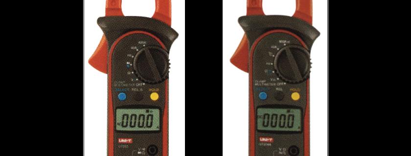 400-600A Digital Clamp Meters   UT204A
