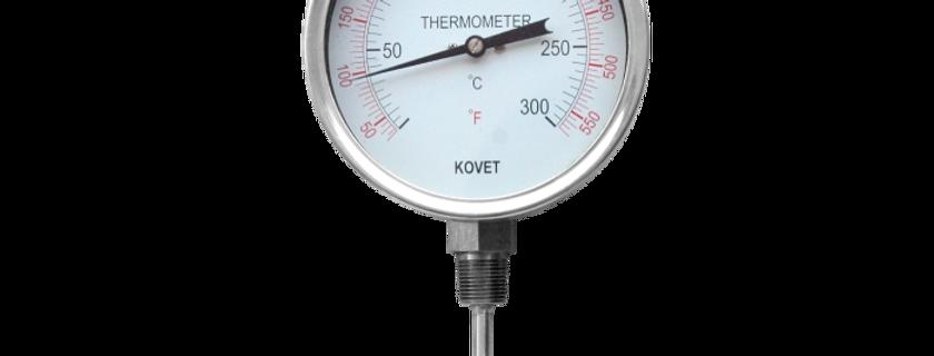 Bimetal Thermometer  TMR-4  TMR-6
