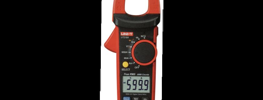 600A True RMS Digital Clamp Meters  UT216A