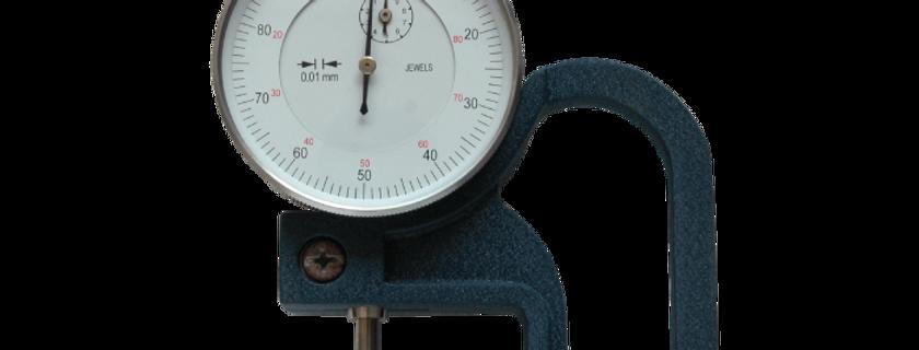 Dial Thickness Gauge  v220-21