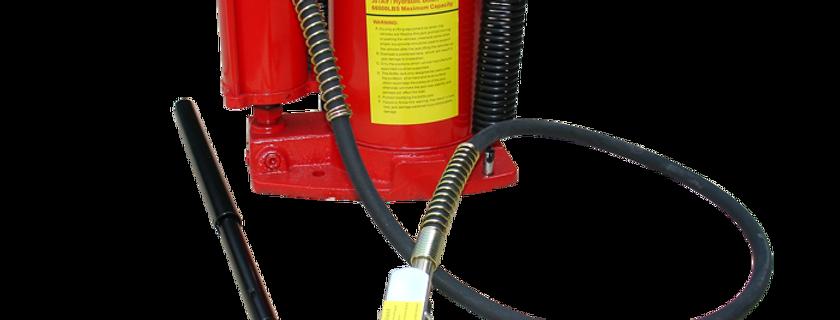 Pneumatic Hydraulic Bottle Jack 30T  TRQ30002