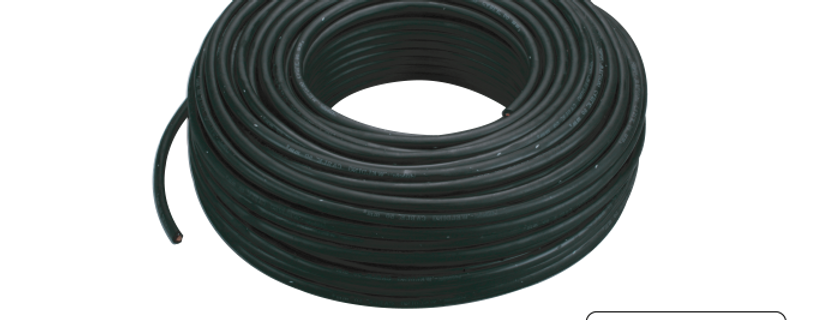 Rubber Welding Cable[Copper no. 0.12 mm.]