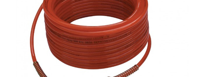 Polyurethane Tube with Fitted Connector