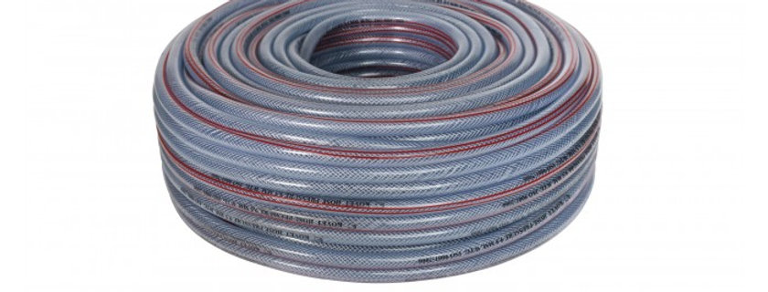 PVC Transparent Reinforced Hose