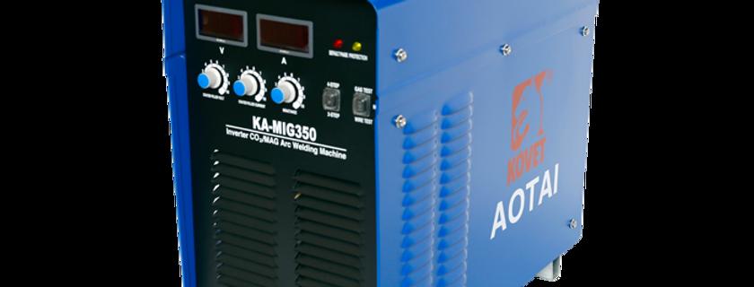ตู้เชื่อมไฟฟ้า CO2 MAG (GMAW)  MIG 350