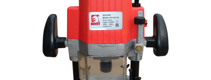12 mm Router  KV-10212A