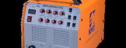ตู้เชื่อมไฟฟ้า 200 แอมป์ AC/DC  TIG (GTAW)