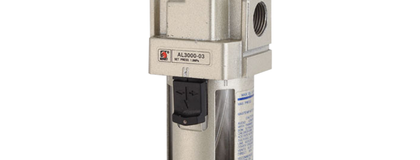 """Lubricator - AL1000-5000 Series  AL3000-03  (G 3/8"""")"""