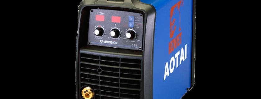Inverter CO2 MIG (GMAW) / Stick Arc (MMA) / Lift TIG Welder  KOVET KA-AMIG200M