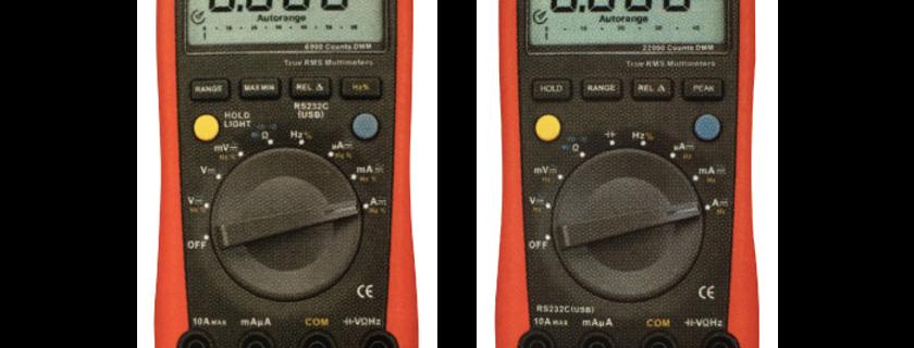 Modern Digital Multimeters   UT61E