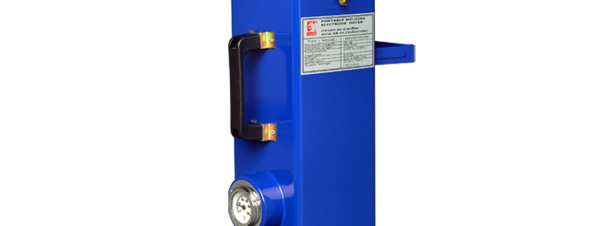 Portable Welding Electrode Dryer  D10H