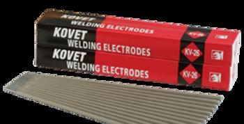 Welding Electrode (for mild steel E6013)  KV-26 NS