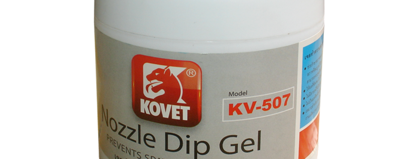 KOVET Gel for Cleaning Nozzle (MIG)