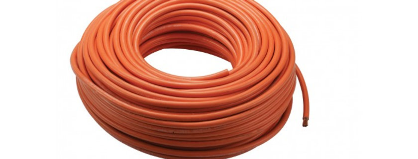 PVC Welding Cable (Copper Strand no. 0.20 mm.)