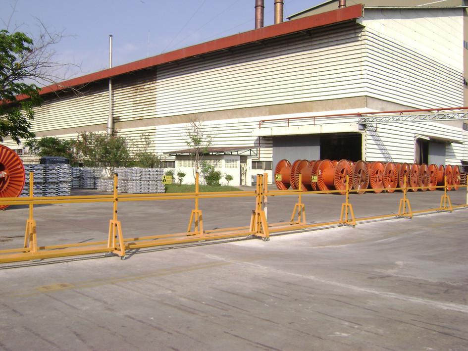 รั้วไฟฟ้ากันขโมยสำหรับโรงงานอุตสาหกรรม