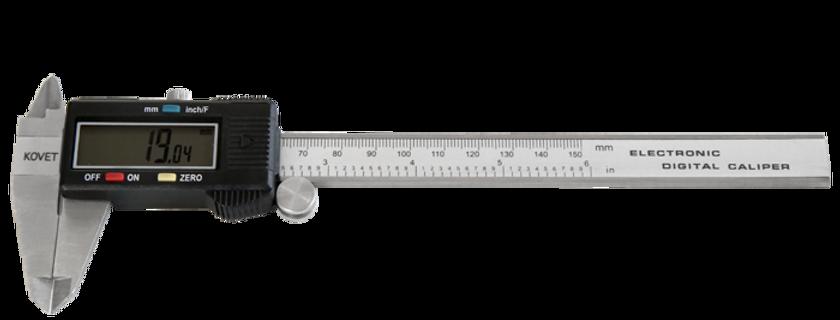 Electronic Digital Caliper  V6-154